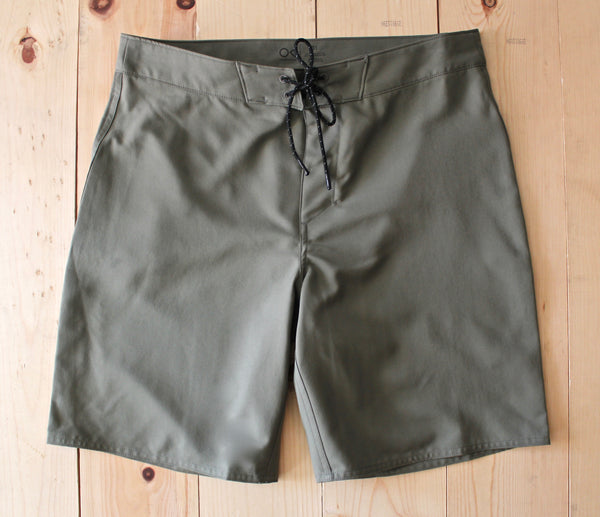 Outerknown Nomadic Trunk in Olive FINAL SALE