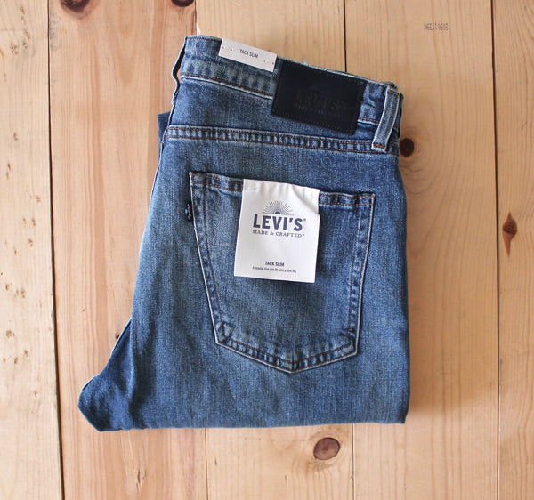 Levi's Made & Crafted Tack Slim in Mikyo