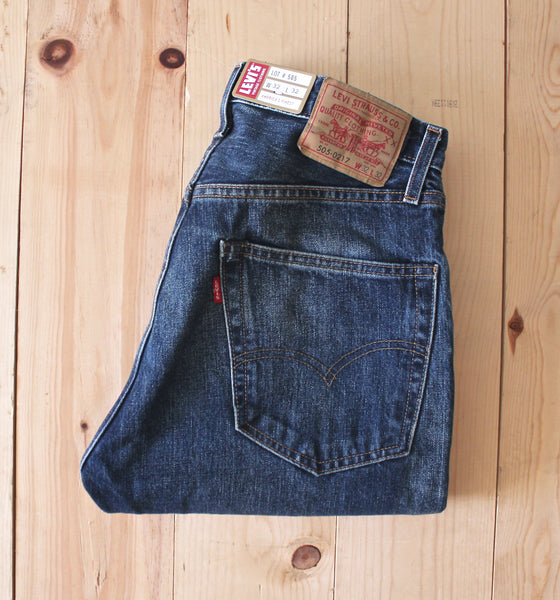 Levi's Vintage Clothing 1967 505 Jean in Crestone