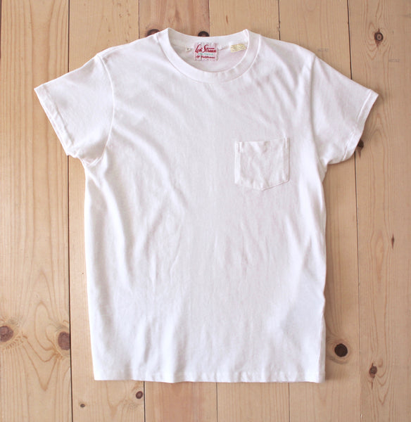 Levi's Vintage Clothing 1950's Sportswear Tee in White