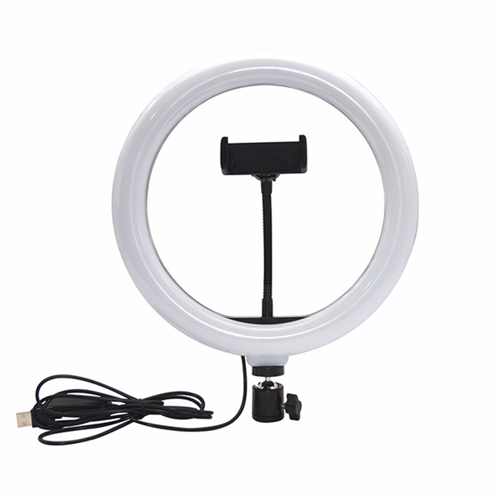 "Snapsy Ring Light -kuvausvalo 10"" (50 cm)"