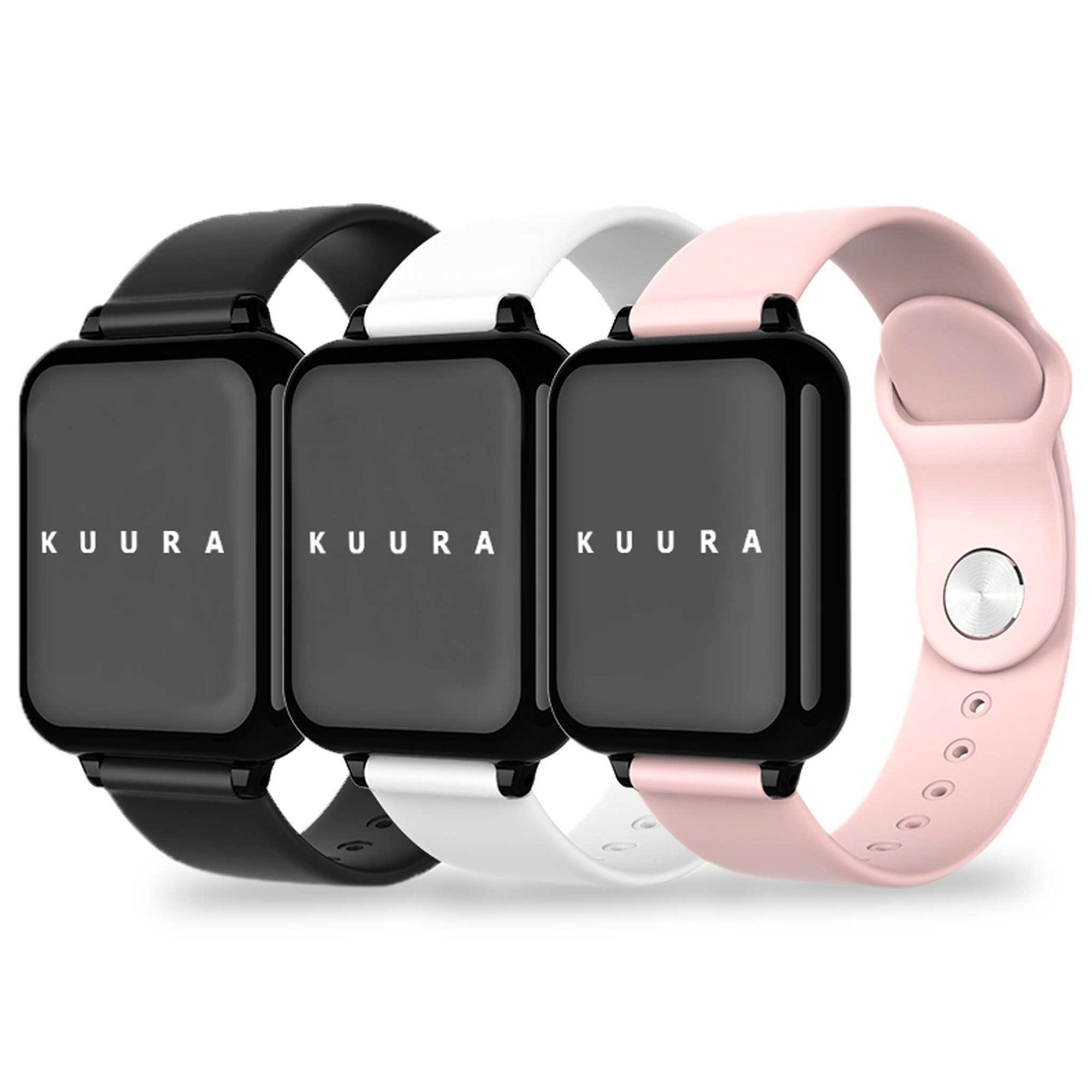Kuura Smartwatch Function F3