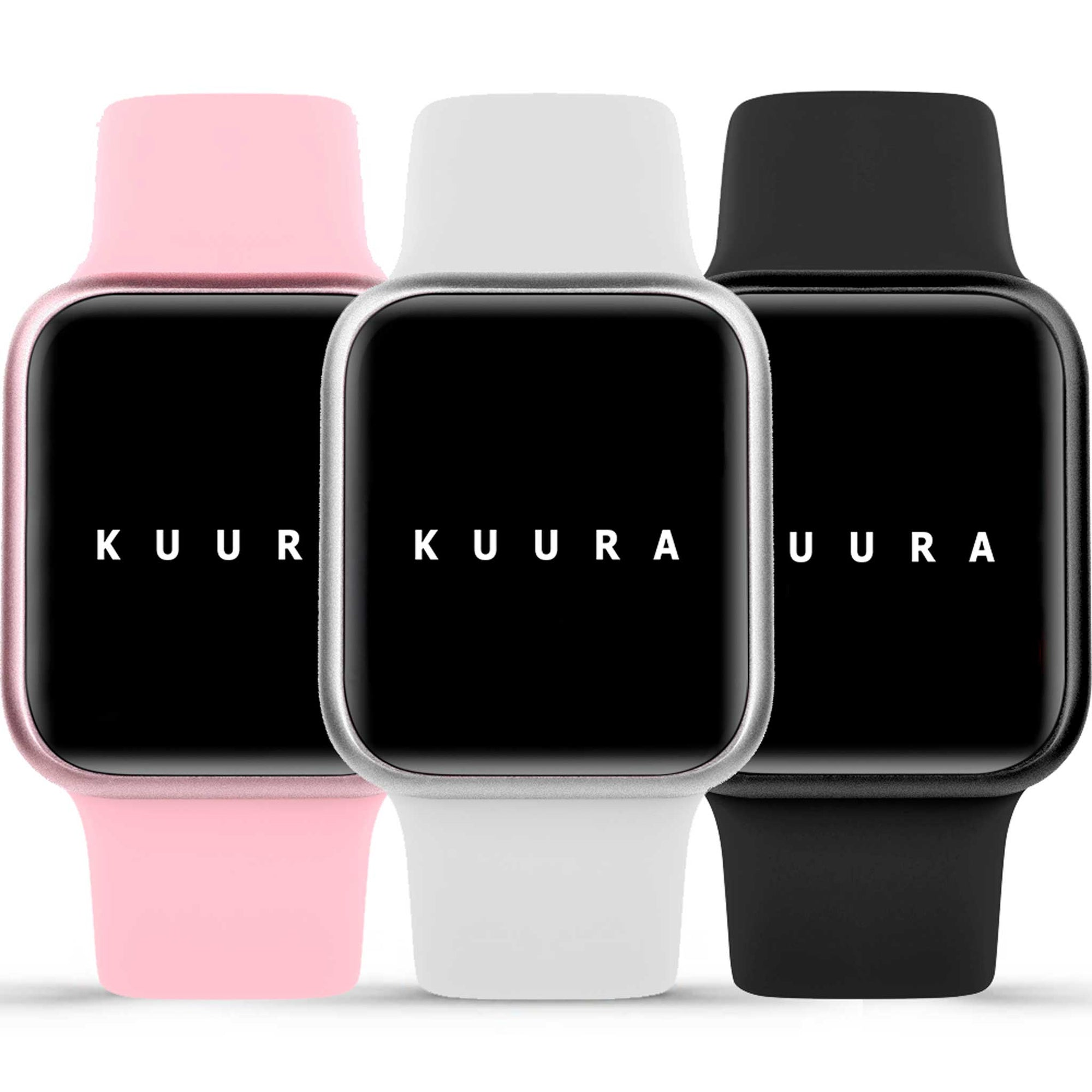 Kuura Smartwatch Function F5
