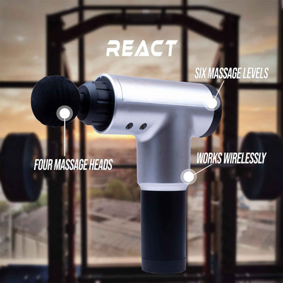 React Massage Gun