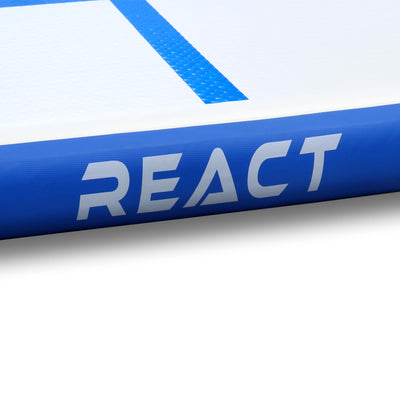 React AirTrack 3x1x0,1m with hand pump