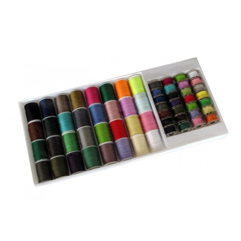 Yarn Assortment, 60 pieces