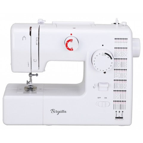 Birgitta Sewing Machine, Artisan