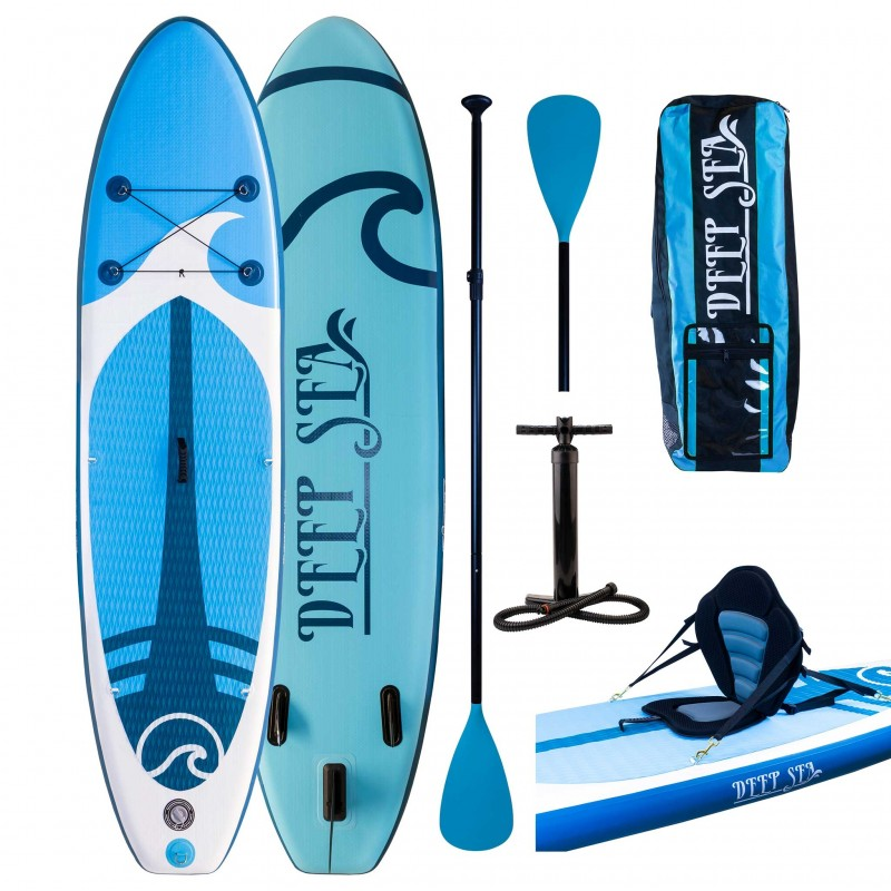 Deep Sea SUP Set Kayak Pro