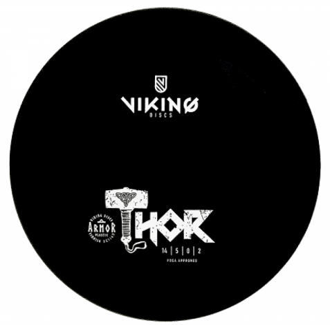 Viking Discs Thunder God Thor - Armor