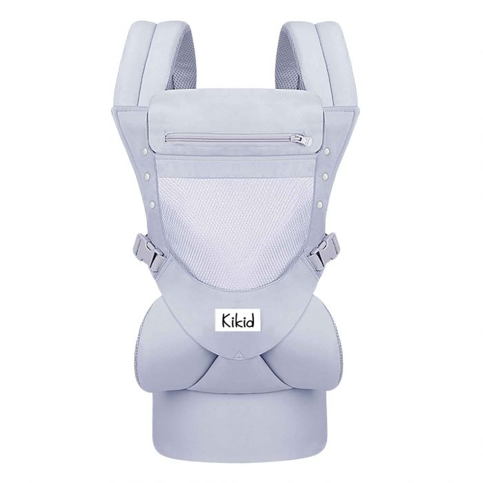 Kikid Baby Carrier Traveller, Grey