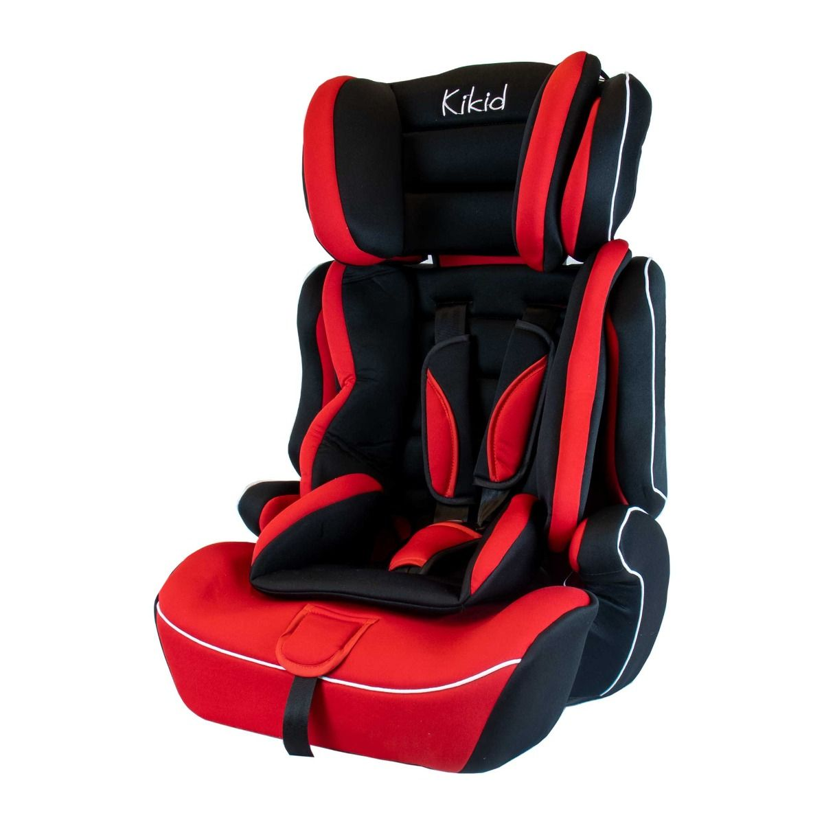 Kikid Car Seat Basic Red, 9-36 kg