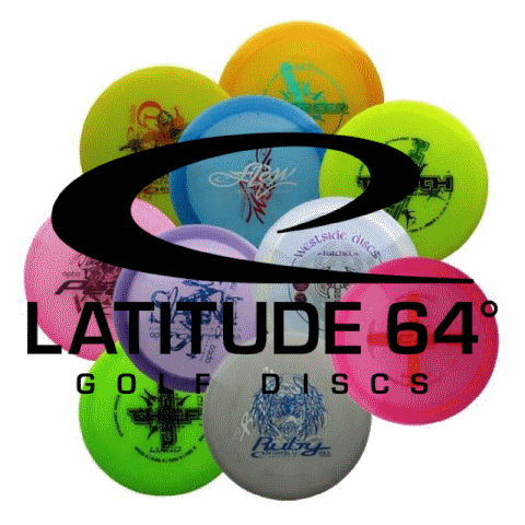 Latitude 64° Mystery Box - 5 disques