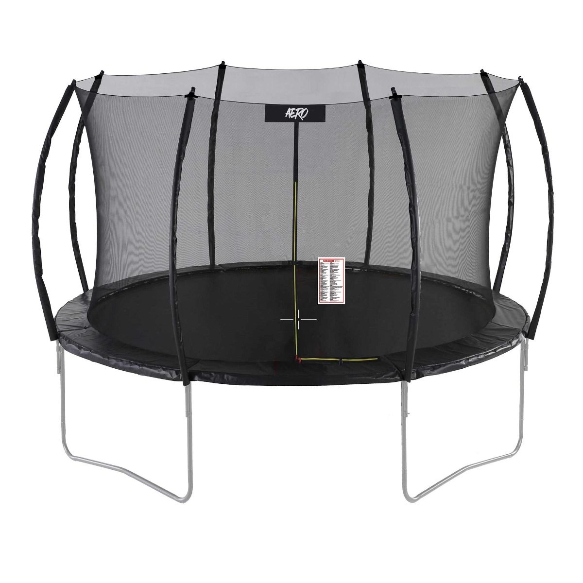 React Aero Trampoline 3,05m with a Safety Net