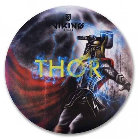 Viking Discs Thunder God Thor - Warpaint