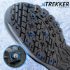 Trekker Studded Shoes - Black
