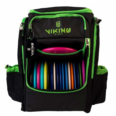 Viking Discs Tour Bag Disc Golf Backpack
