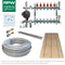 100m2 Chipboard Underfloor Heating Kit