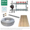 80m2 Chipboard Underfloor Heating Kit