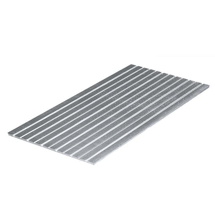 Pre-Grooved Underfloor Heating Insulation Panel