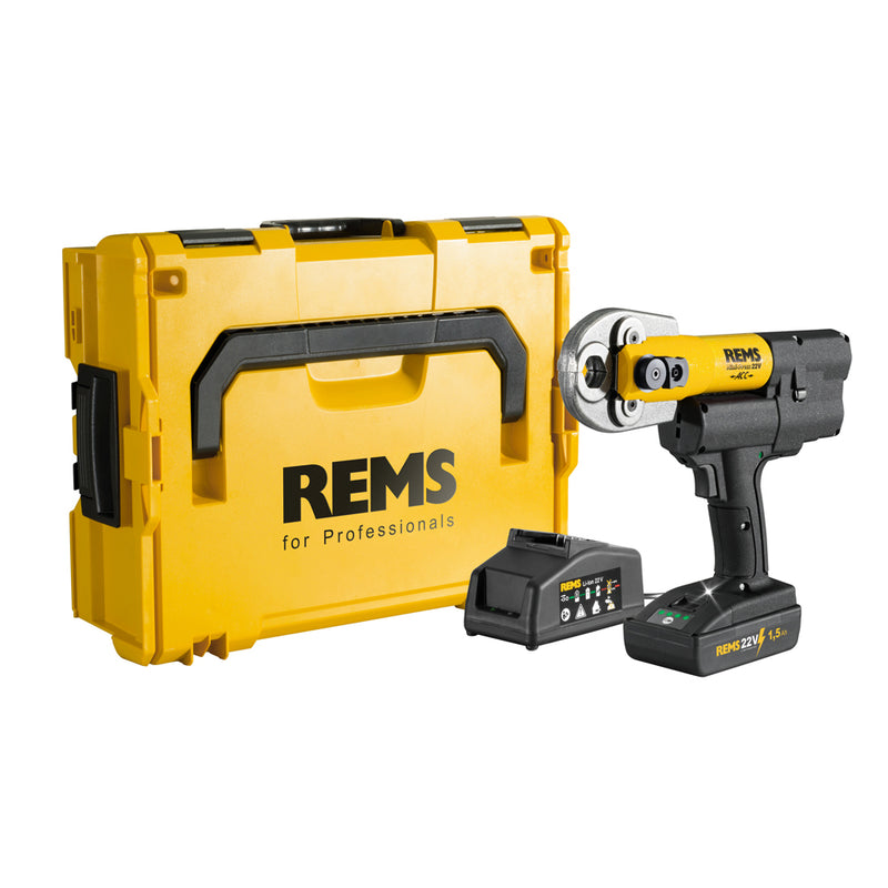 REMS MINI-PRESS 22 V ACC Press Gun