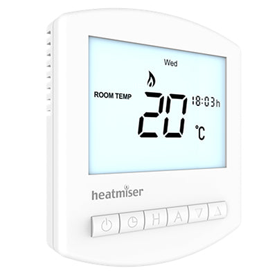 Heatmiser Multi Mode Slimline Thermostat