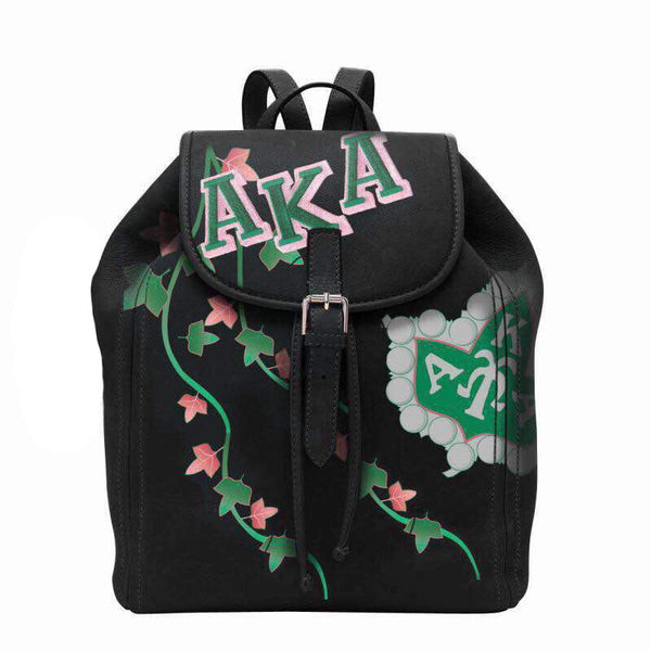 (BACKPACKS) AKA Backpack/Laptop Bag Large Letters
