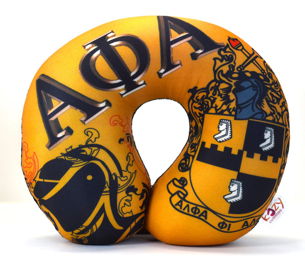 Alpha PHI Alpha Large Letters in Gold