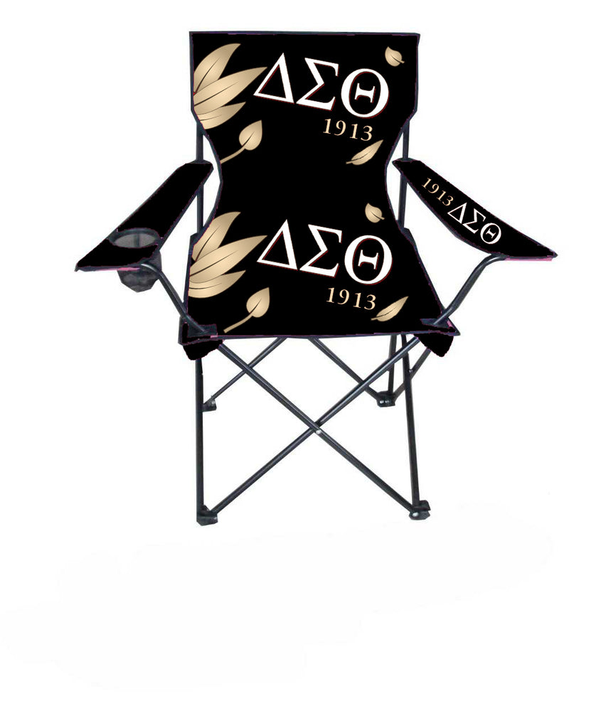 DST FOLDING OUTDOOR/ENTERTAINMENT TRAVEL CHAIRS