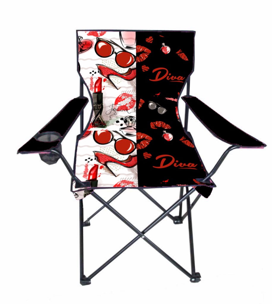DIVA FOLDING ENTERTAINMENT CHAIRS