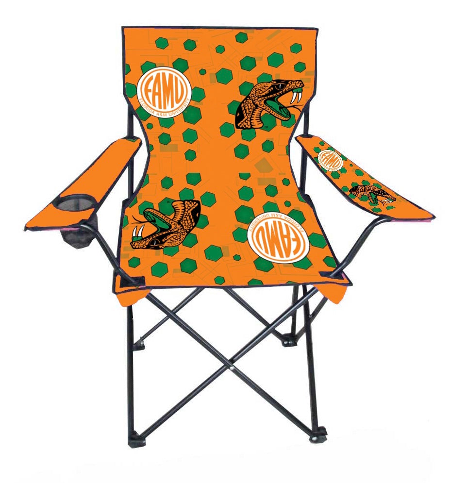 FAMU FOLDING ENTERTAINMENT CHAIRS