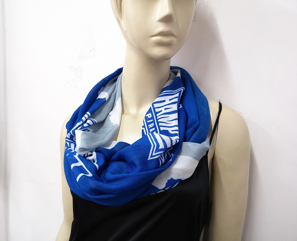 *Infinity Scarf HAMPTON U 50% OFF PRESIDENT DAY 24hr FLASH SALE!
