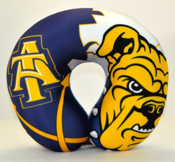 North Carolina A&T State University Large Mascot (R)