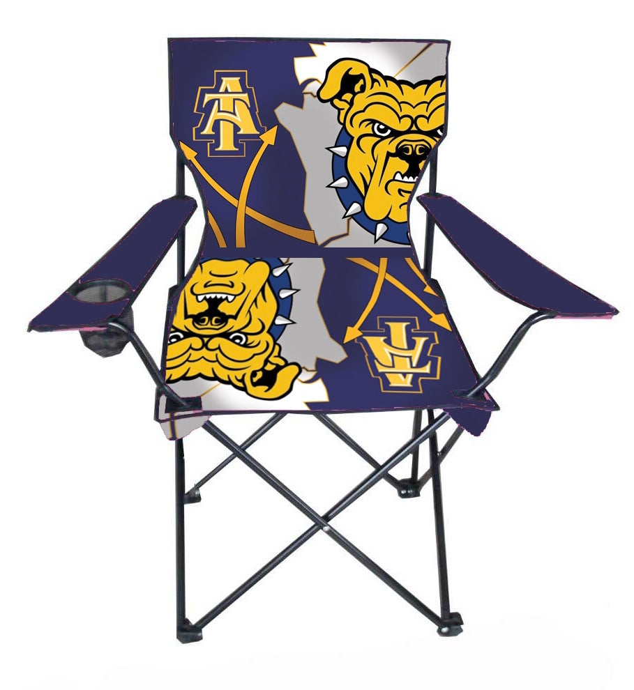 North Carolina A&T State University FOLDING ENTERTAINMENT CHAIRS