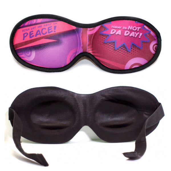Leave Me Alone I'm Resting Sleep Eye-Mask