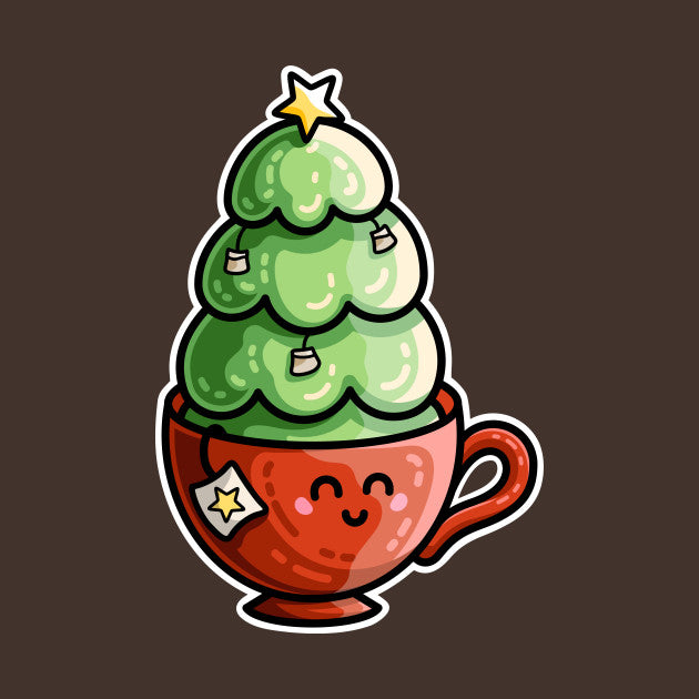 Christmas Tea Pun