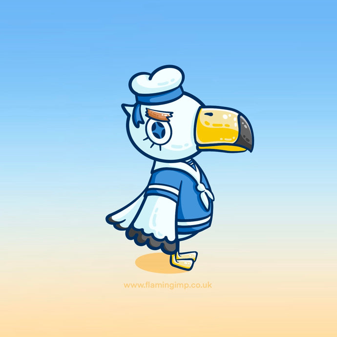 Gulliver Sailor Villager