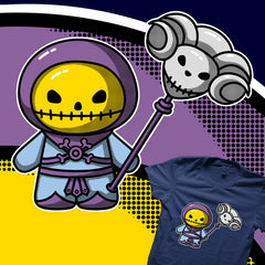 Cute Skeletor
