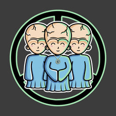 Three Star Trek Talosians