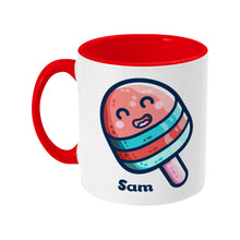 Load image into Gallery viewer, Ice Lolly Kawaii Cute Ceramic Mug