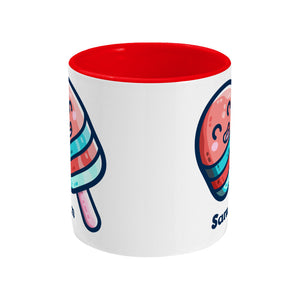 Ice Lolly Kawaii Cute Ceramic Mug