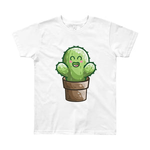 Potted Cactus Kawaii Cute T-Shirt