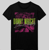 Danny Wright - Internet Celebrity T-Shirt (Black/Yellow/Pink)