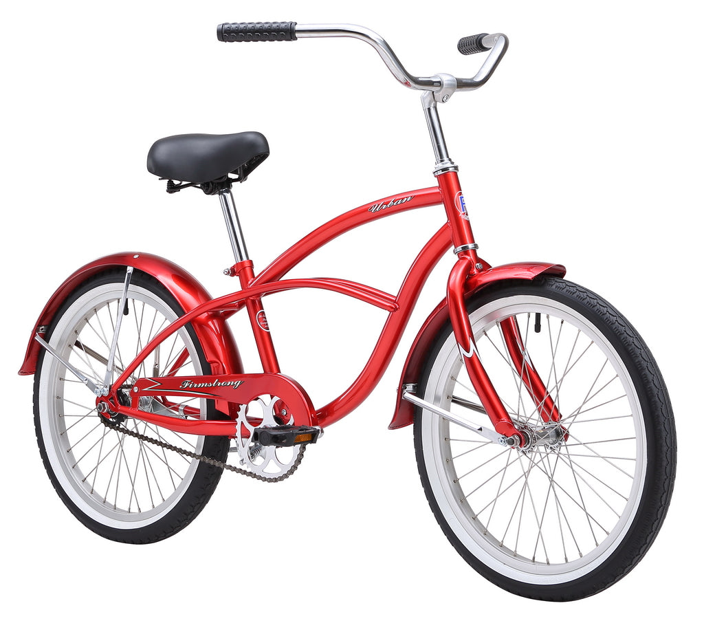 "Firmstrong 20"" Urban Boy Beach Cruiser Bicycle"