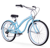 "Firmstrong 26"" Bella Classic 7 Speed - Women's Beach Cruiser Bike"