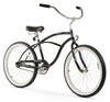 "Firmstrong 24"" Urban Man Single Speed - Men's Beach Cruiser Bike"