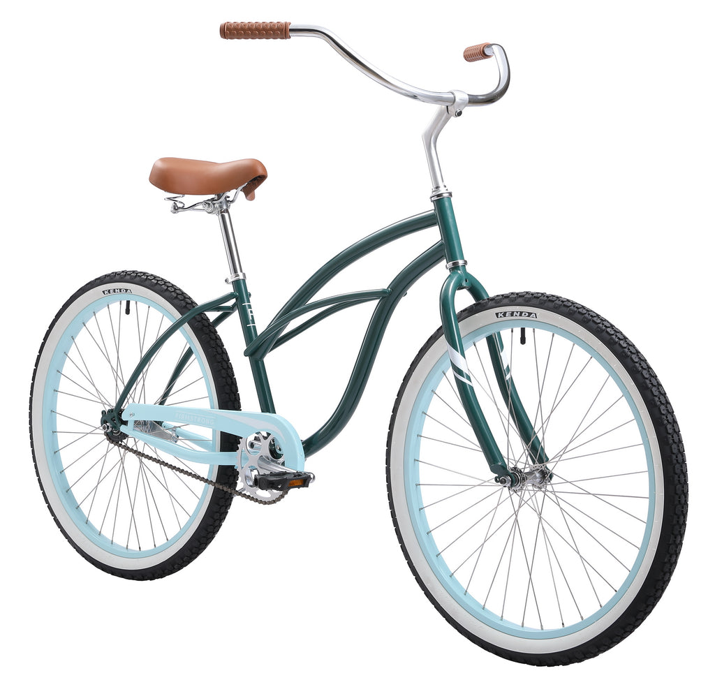 "Firmstrong 26"" Urban Special Edition Lady Single Speed - Women's Beach Cruiser Bike"