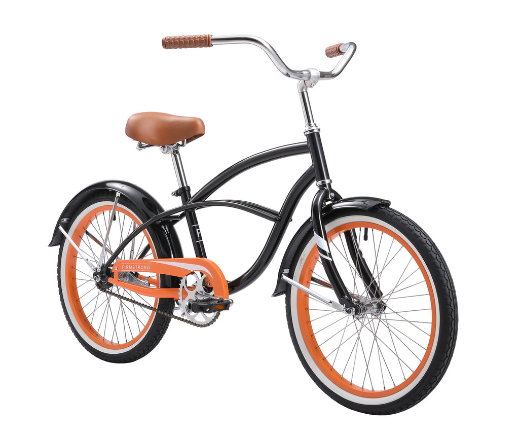 "Firmstrong 20"" Urban Special Edition Boy Beach Cruiser Bicycle"