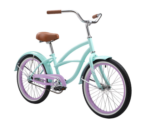 "Firmstrong 20"" Urban Special Edition Girl Beach Cruiser Bicycle"