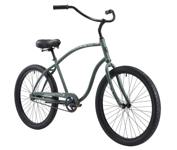 "Firmstrong Chief Single Speed - Men's 26"" Beach Cruiser Bike"