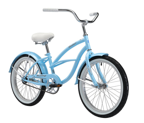 "Firmstrong 20"" Urban Girl Beach Cruiser Bicycle"